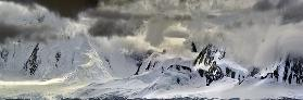 The Wicked Coast of the Antarctica Mainland